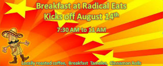 Breakfast at Radical Eats