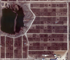 Unnamed feedlot near the Texas-New Mexico border